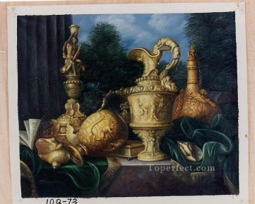 Still life Painting - jw090aE classical still life